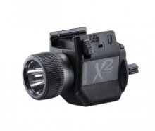Walther Insight X2 Vapenlampa 40 lumens