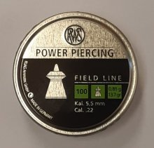 Field L Pow Piercing 5,5mm 0,89g