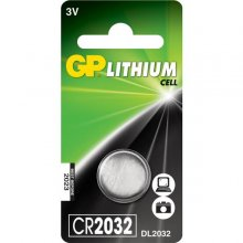 GP CR2032 Lithium batteri
