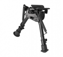 "Harris Bipod Series S Hinged Base 6""-9"""
