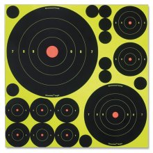 Birchwood Casey Shoot NC Self Adhesive Targets Variety Pack