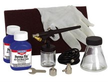 Birchwood Casey Perma Fin Professional Air Cure Gun Finish Kit