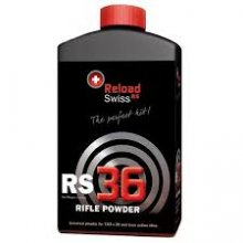 Reload Swiss RS36 1,0kg