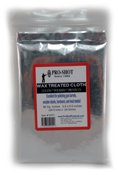 Pro-Shot Wax Treated Cloth