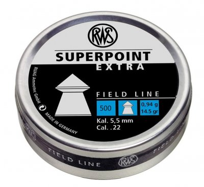 RWS Superpoint 5,5mm 0,94g