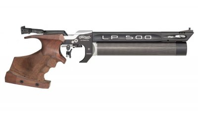 Walther LP500 COMPETITION M-trigger