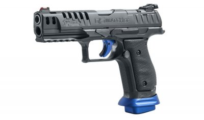 Walther Q5 Match SF Champion 9x19 INT