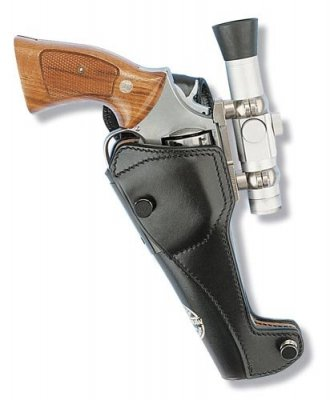Sickinger Front Break Revolver