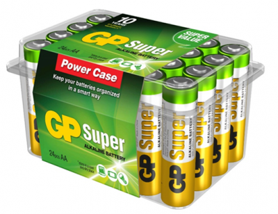 GP Super Power Case 24st AA