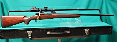Winchester M70 kal .416 Taylor