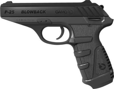 Gamo P-25 Blowback CO2 Pistol 4.5mm