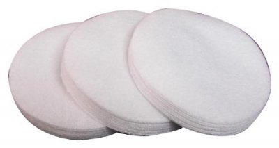 "Pro-Shot Patches 1½"" Round 6mm-.30"