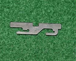 Walther Rear Sight Blade GSP