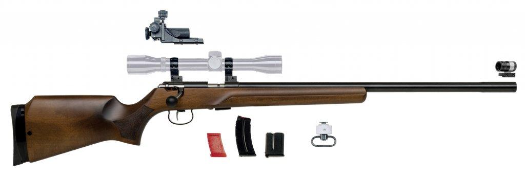 Anschütz Rifle 64 MP R Multi Purpose  22lr